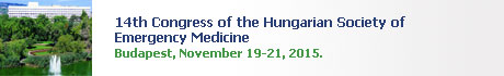 14th Congress of the Hungarian Society of Emergency Medicine